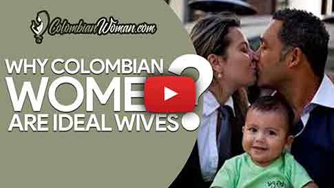 Colombian Woman Video