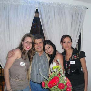 single colombia women