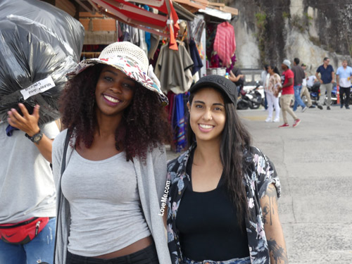 Colombian Ladies in Medellin